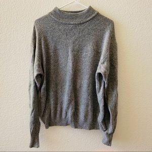 Brandy Melville Grey OS Sweater